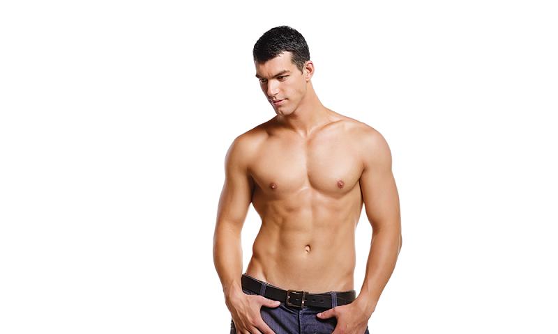 Depilacja u mężczyzn - stosowane metody usuwania owłosienia. Zdjęcie: therapieclinic.co.uk.