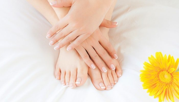 problem wrastających paznokci