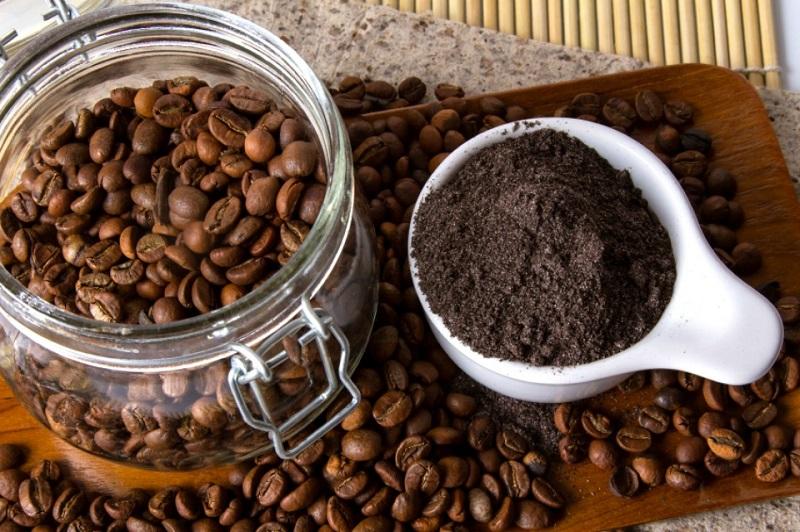 Domowy peeling kawowy. Fotografia: healthymummy.com.