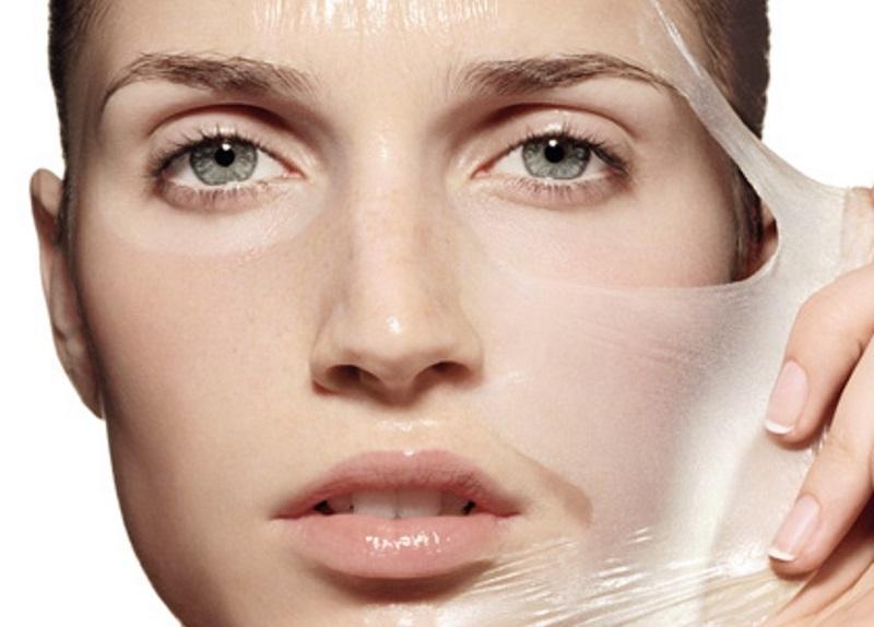 Peeling kwasem glikolowym. Zdjęcie znalezione na skinneymedspa.com.