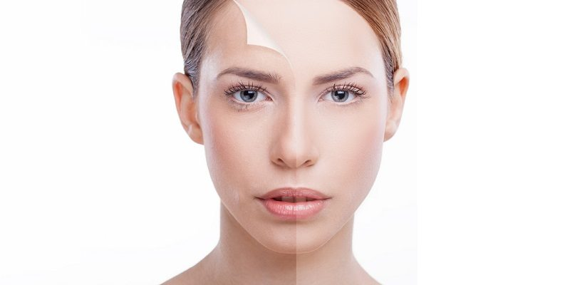 Peeling medyczny i jego właściwości lecznicze. Fotografia: luminousmedicalaesthetics.com.